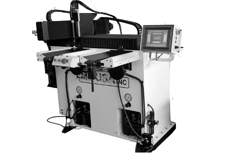 Dual Automatic Seam Welder